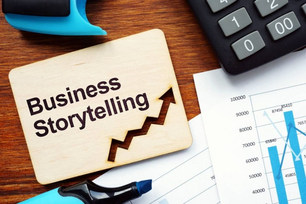 Storytelling - L'art de Raconter une histoire qui vend