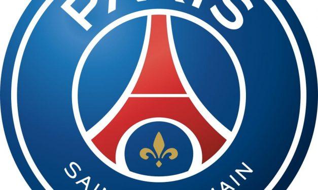 L'évolution du logo du PSG