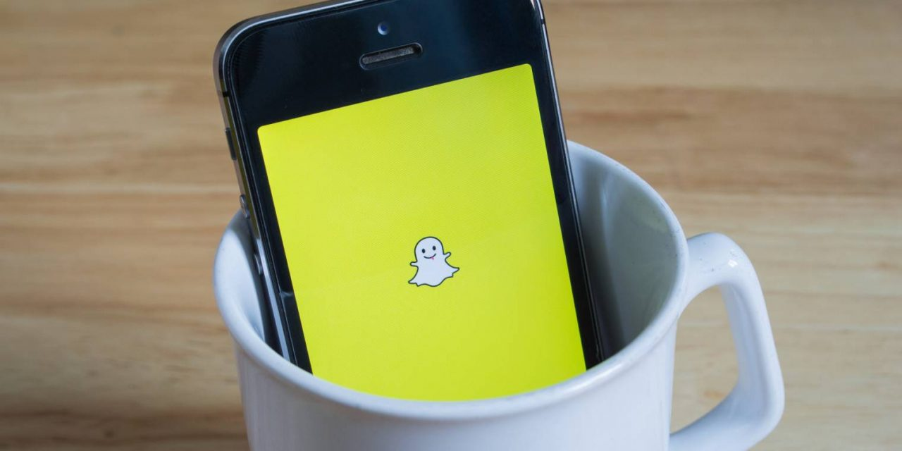 L'évolution du logo Snapchat