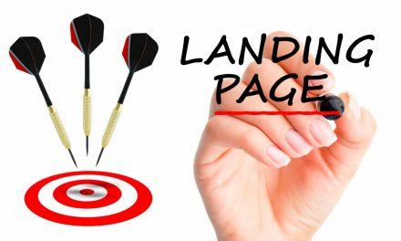 Définition de Landing Page